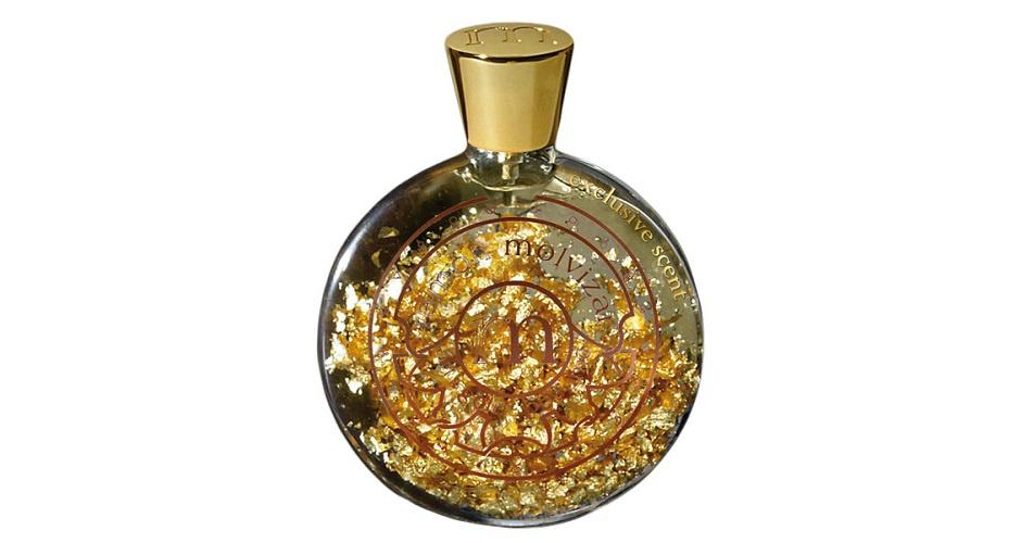 Art & Gold & Perfume Exclusive Scent от Ramon Molvizar