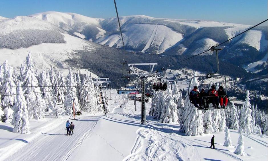 Шпиндлеров Млын, Чехия