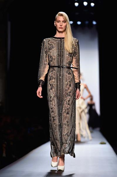 Показ Jean Paul Gaultier Couture | галерея [1] фото [5]
