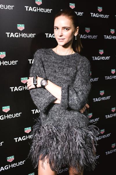 Звезды на открытии бутика Tag Heuer в Москве | галерея [1] фото [11]