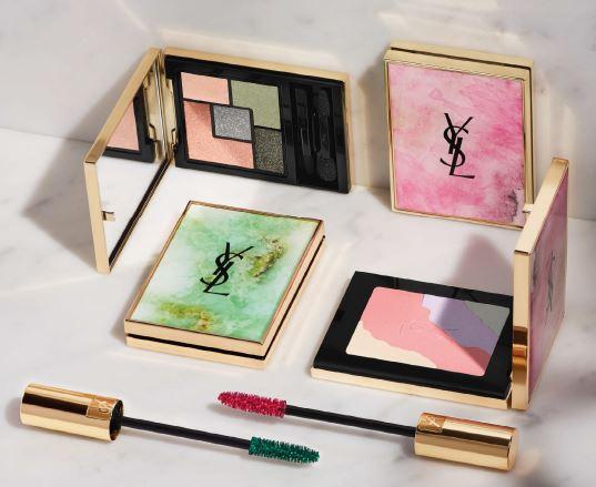 Богемный шик: новая коллекция макияжа Boho Stones от YSL Beauty