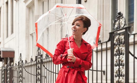 зонт трость фото
