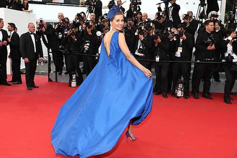 Наши в Каннах: самые яркие выходы российских знаменитостей на Кинофестивале | галерея [3] фото [8]
