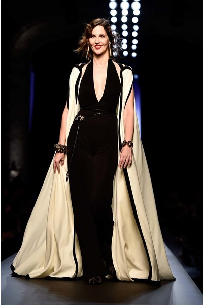 Показ Jean Paul Gaultier Couture | галерея [1] фото [30]