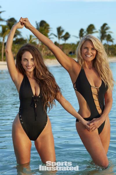 Самые сексуальные модели мира в спецвыпуске Sports Illustrated Swimsuit | галерея [1] фото [8]