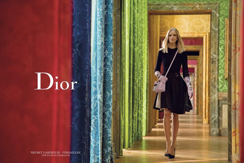 Новая коллекция Christian Dior: фото