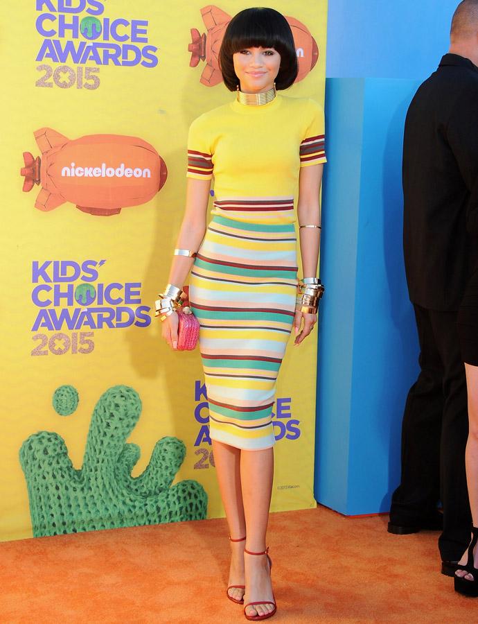 Kids' Choice Awards 2015 в DKNY