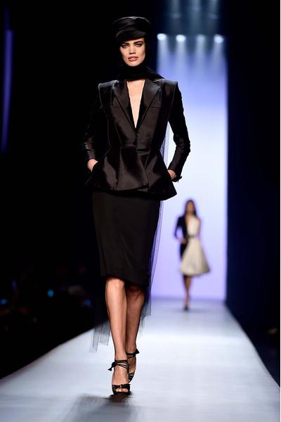 Показ Jean Paul Gaultier Couture | галерея [1] фото [32]