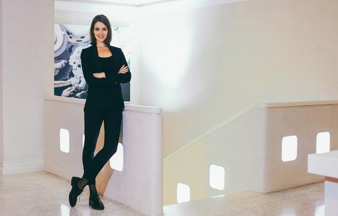 Девушка недели: Мила Гусева