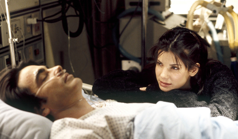 «Пока ты спал» (While You Were Sleeping), 1995