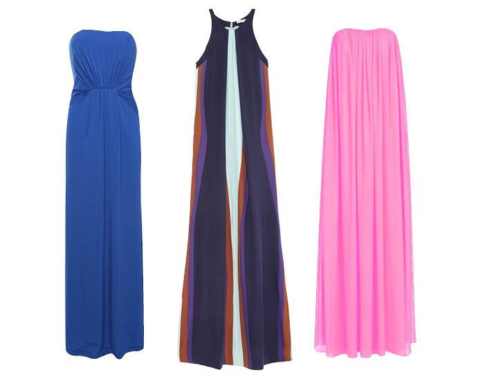 Выбор ELLE: Kira Plastinina, Diane Von Furstenberg, Lublu летние вечерние платья фото