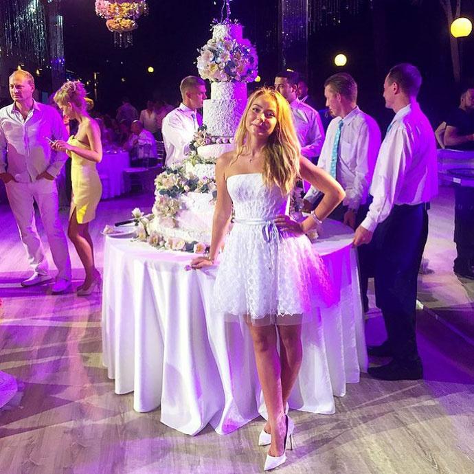 Свадьба Татьяны Навки