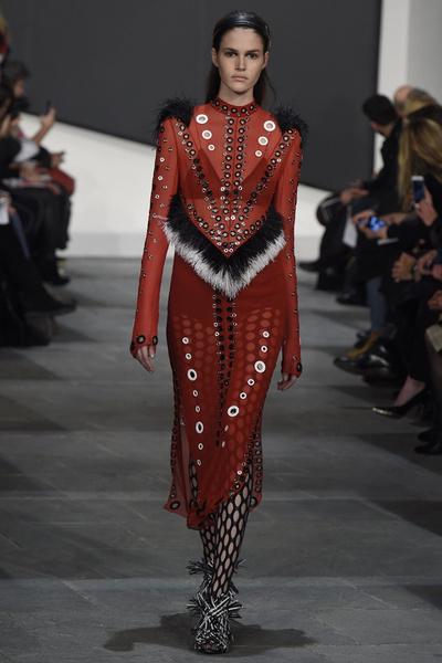 Неделя моды в Нью-Йорке: 18 февраля | галерея [3] фото [1]