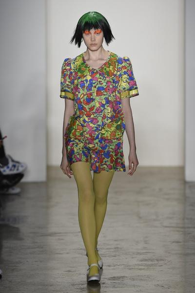 Неделя моды в Нью-Йорке: 18 февраля | галерея [4] фото [2]