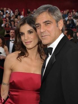 Джордж Клуни и Элизабетта Каналис расстались