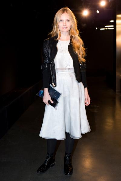 Дотянуться до звезд: показ коллекции A LA RUSSE Anastasia Romantsova осень-зима 2015-2016 | галерея [1] фото [18]