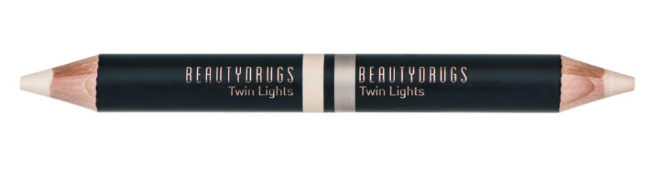 Двойной хайлайтер для бровей Twin Lights от Beautydrugs