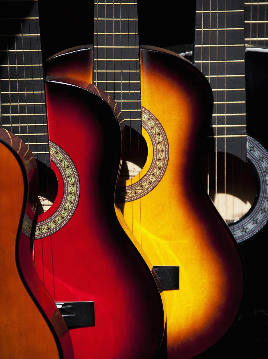 «Виртуозы гитары»