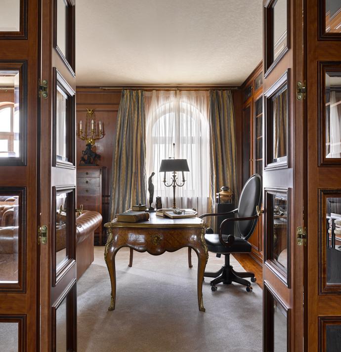 Квартира архитектора