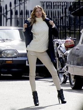 Жизель Бундхен стала лицом H&M