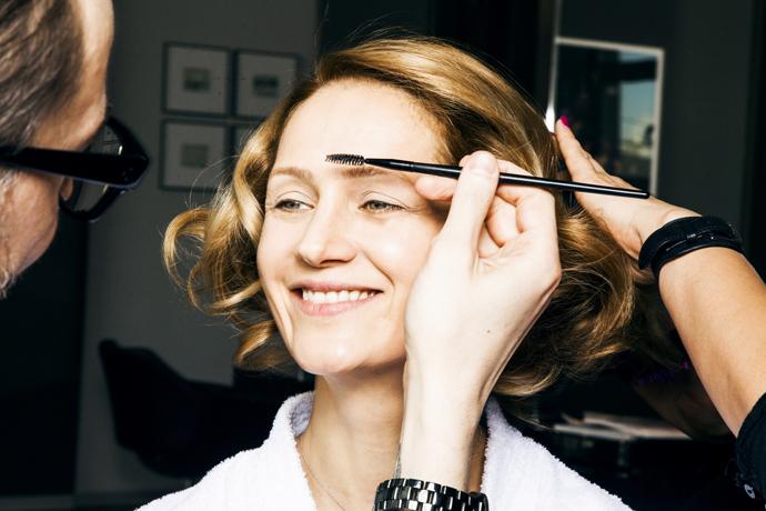 Виктория Исакова, фото Виктории Исаковой, повторяем образ актрисы Виктории Исаковой