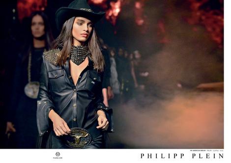 Philipp Plein представил новую рекламную кампанию