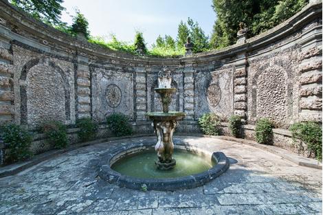 Вилла Марлия в Тоскане станет отелем   галерея [1] фото [15]
