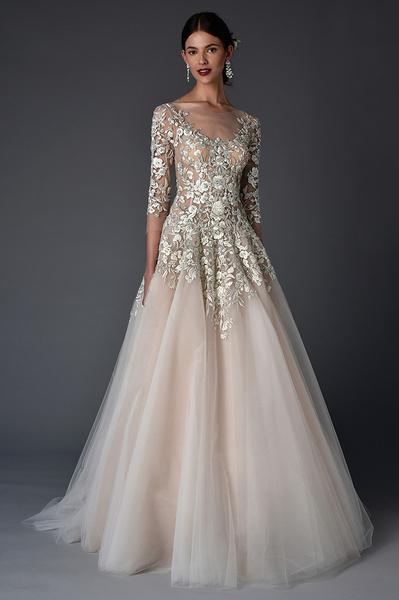 Лучшие коллекции Недели свадебной моды | галерея [1] фото [14]