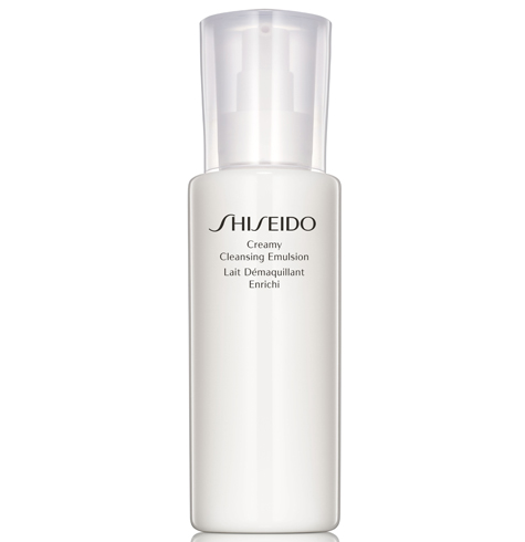 Shiseido Creamy Cleansing Emulsion
