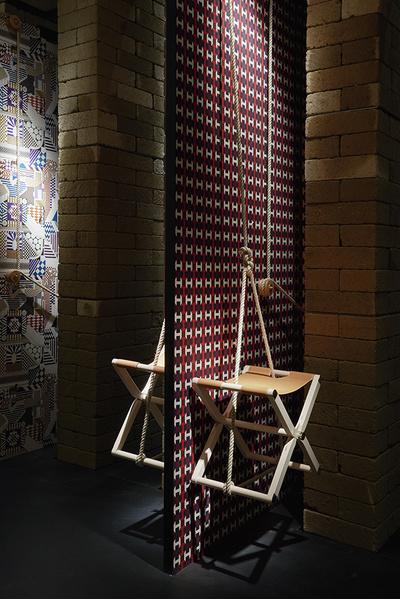 Презентация новой коллекции Hermès на выставке iSaloni в Милане | галерея [1] фото [5]