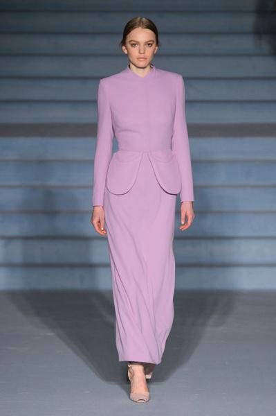 Неделя моды в Лондоне: 21 февраля | галерея [1] фото [5]