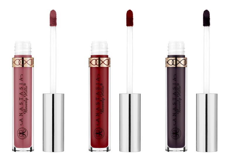 Жидкая матовая помада Liquid Lipstick от Anastasia Beverly Hills