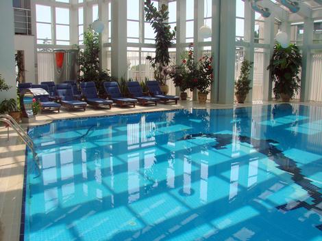 На своем берегу: лучшие отели на Черном море | галерея [7] фото [3]