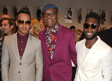 Показ Burberry Prorsum на Неделе мужской моды в Лондоне | галерея [1] фото [4]
