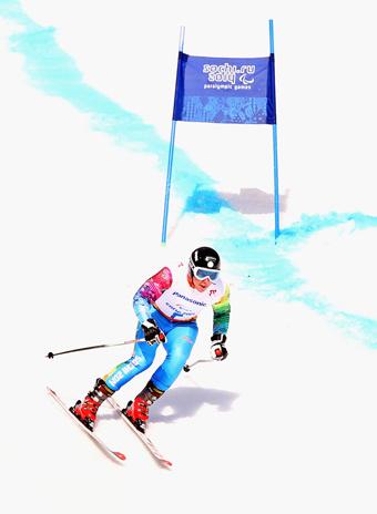 Открытие Паралимпиады-2014 в Сочи