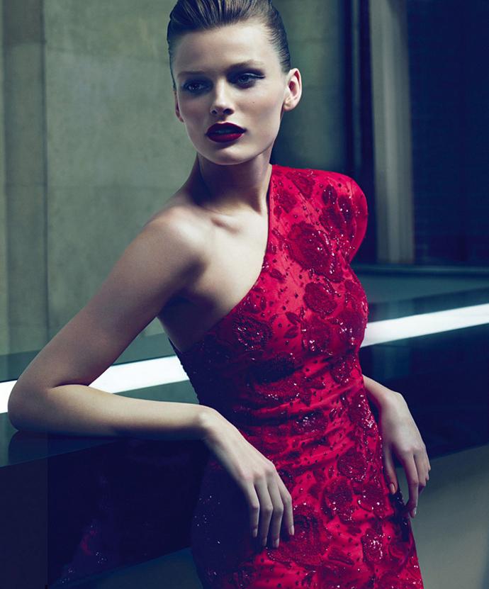 10 лучших красных платьев ко Дню святого Валентина