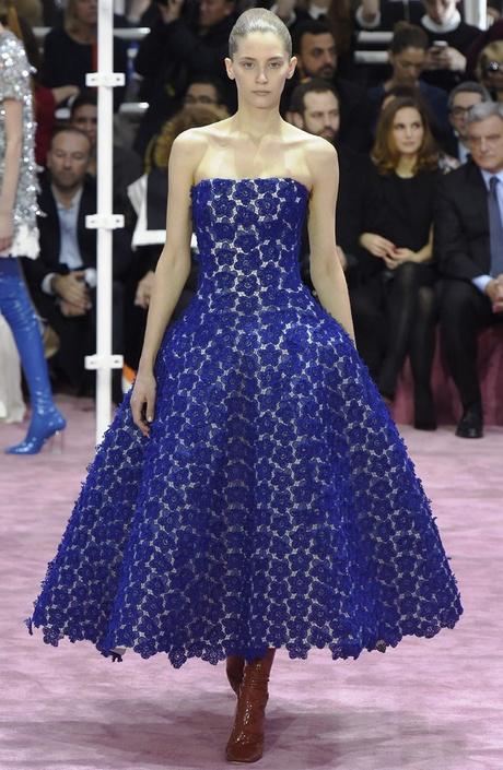 Марион Котийяр – Dior
