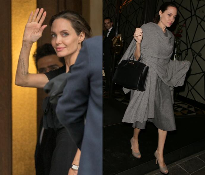 Анджелина Джоли стала профессором лондонской бизнес-школы