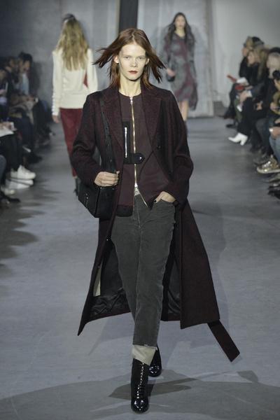 Лучшие показы Недели моды в Нью-Йорке: 16 февраля | галерея [3] фото [3]
