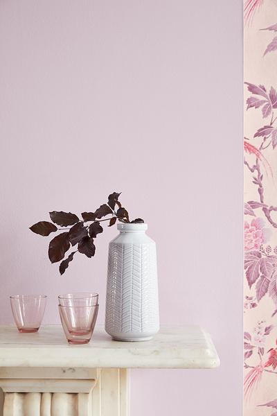 В розовом цвете: Little Greene выпустила капсульную коллекцию красок Pink   галерея [1] фото [3]