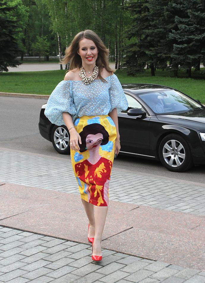 Платье Ксении Собчак Свадьба - dress-shop81 45