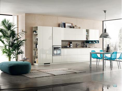 Кухня Foodshelf – новый проект дизайнера Ора Ито для Scavolini | галерея [1] фото [11]