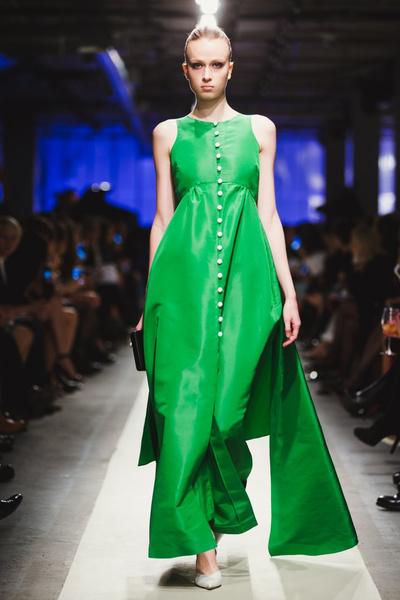 К зиме готовы: модный показ в ЦУМе | галерея [1] фото [4]
