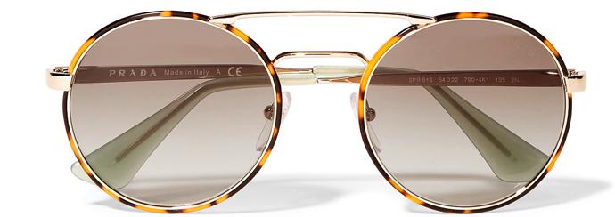 Солнцезащитные очки, Prada