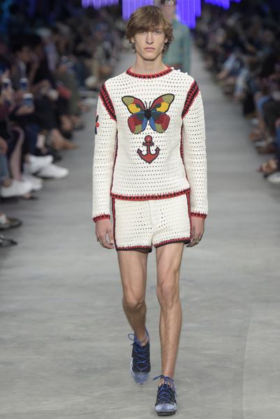 Неделя мужской моды в Милане: лучшие показы | галерея [1] фото [18]