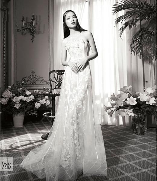 ЗАМУЖ НЕВТЕРПЕЖ: 10 самых красивых свадебных коллекций сезона | галерея [8] фото [4]