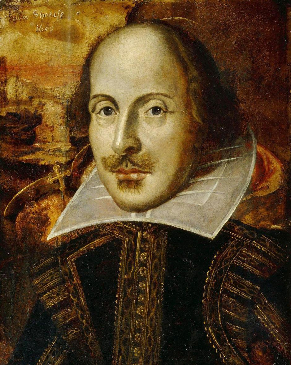 450 лет Шекспиру