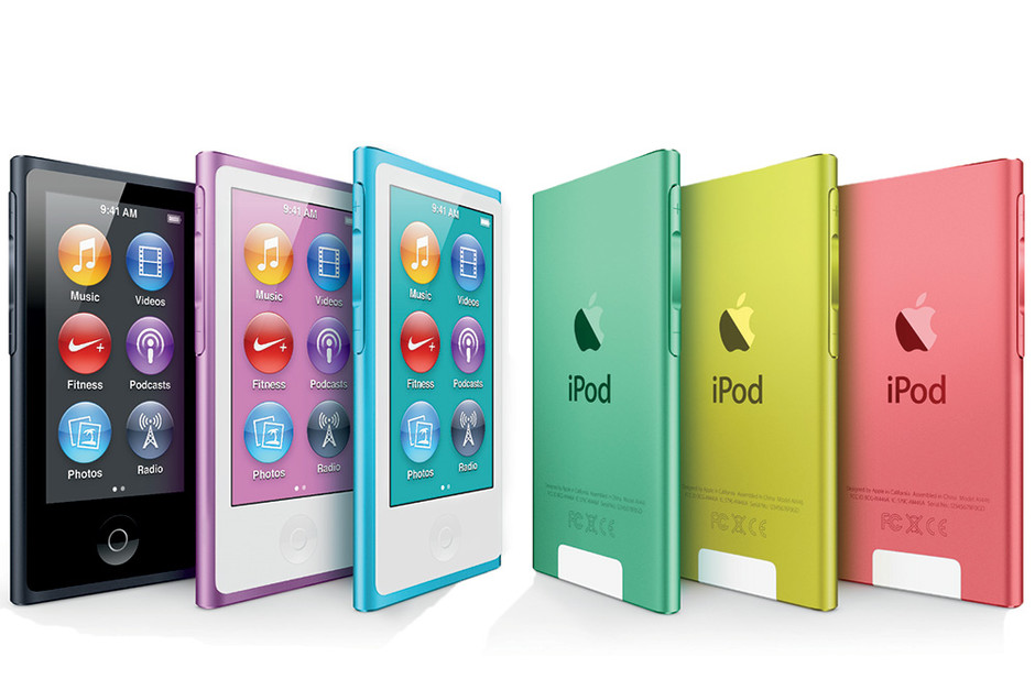 iPod, iPhone, iPad