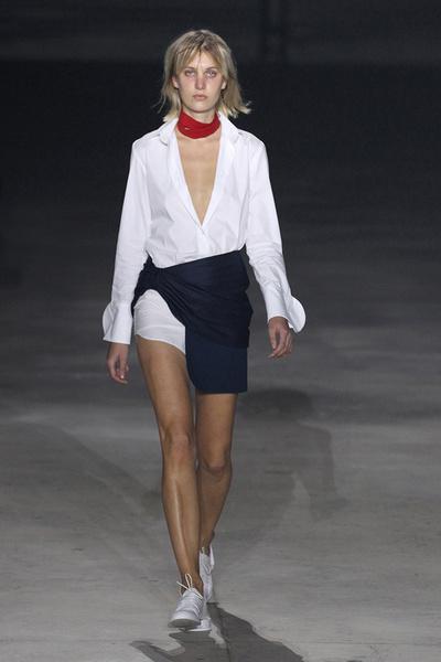 Неделя моды в Париже: день первый | галерея [3] фото [8]