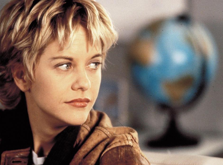 Кадр из фильма «Французский поцелуй», 1995 г.